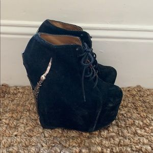Jeffrey Campbell x LF Stores Rayvin Bootie